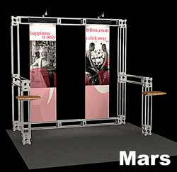 """Mars"" Series Truss Display - Under Five Thousand Dollars"